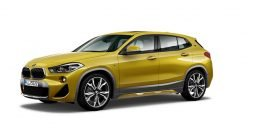 BMW X2 sDrive 18d Msport X