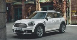 MINI COOPER COUNTRYMAN BAKER STREET EDITION