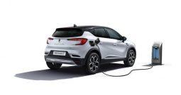 Nuovo CAPTUR Plug-In Hybrid