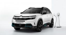 Nuova Citroen C5 Air Cross Plug-in Hybrid